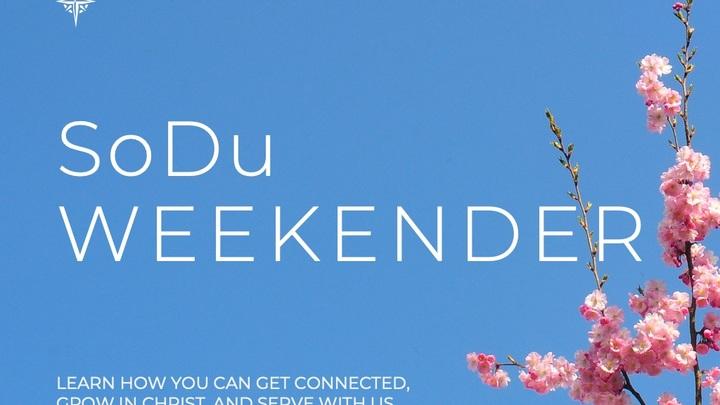 SoDu Weekender logo image