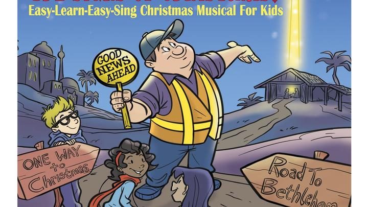 Christmas Musical Rehearsals  logo image