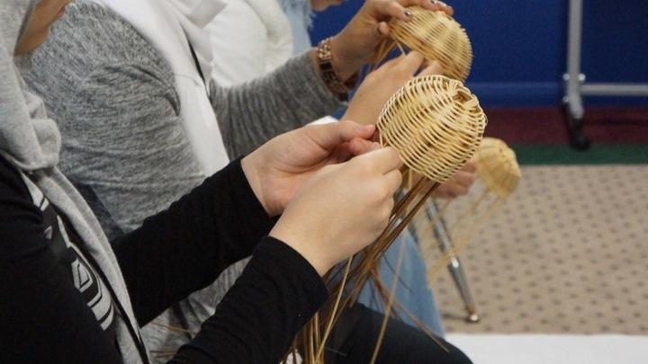Women's Brunch & Basket Weaving logo image