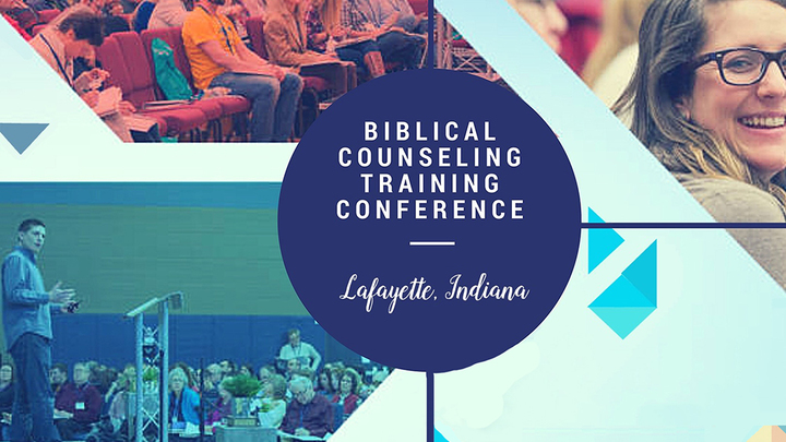 Biblical Counseling Training Conference | Lafayette, IN logo image