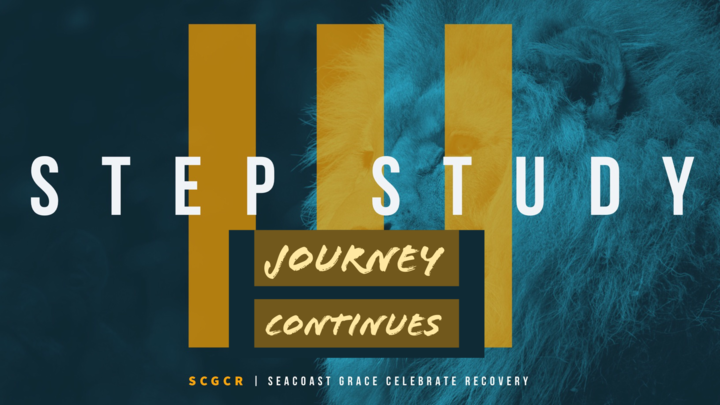 STEP STUDY The Journey Continues logo image