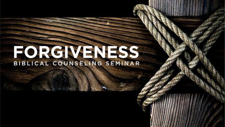 """Forgiveness"" - VCCC Biblical Counseling Seminar logo image"