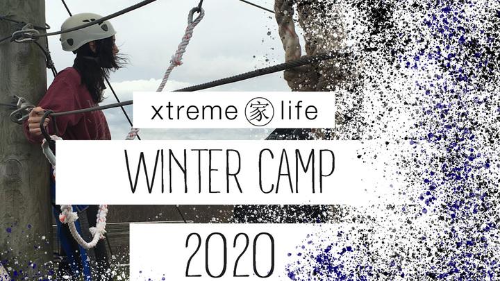 Winter Camp 2020 $99 logo image