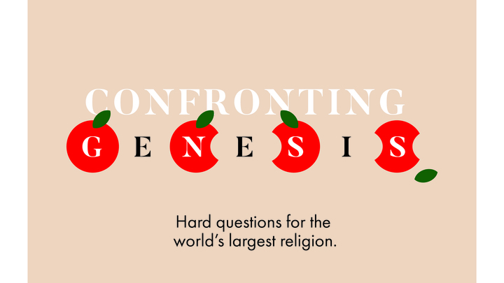 Confronting Genesis (book purchase) logo image