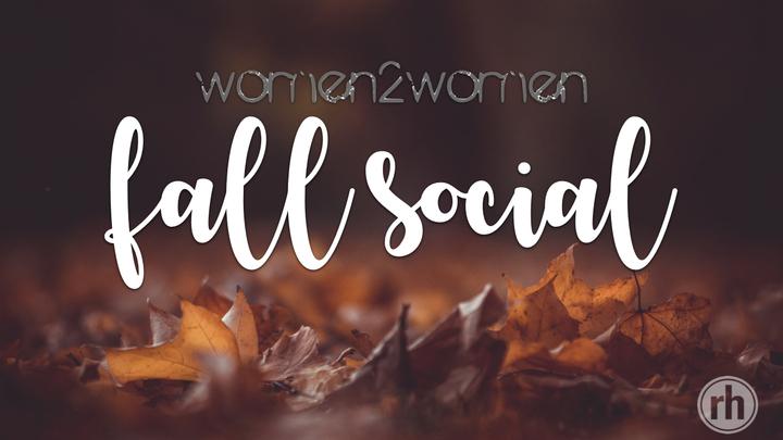 400 Women's Fall Social logo image