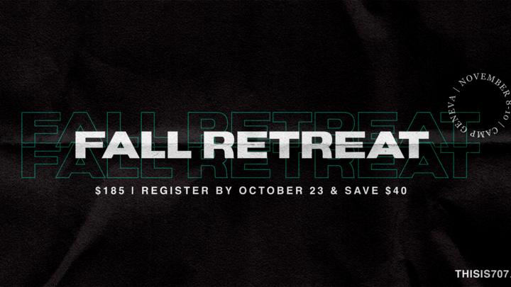 707 Fall Retreat logo image