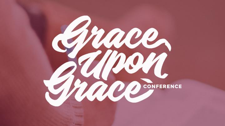 Grace Upon Grace Conference logo image