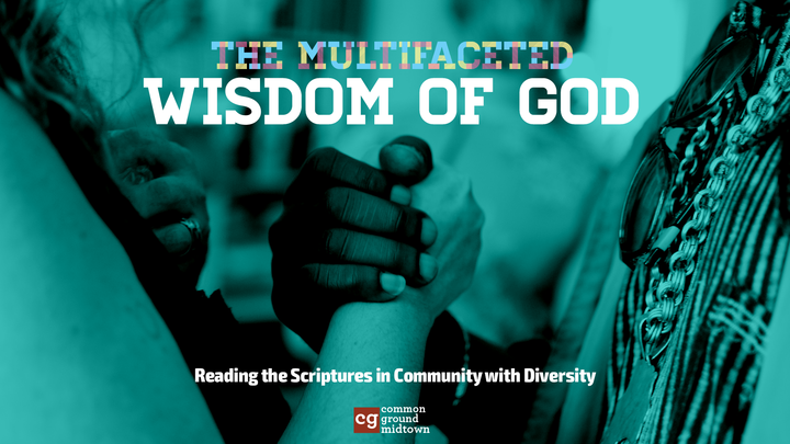 The Multifaceted Wisdom of God T&E • Reading the Scriptures in Community with Diversity logo image