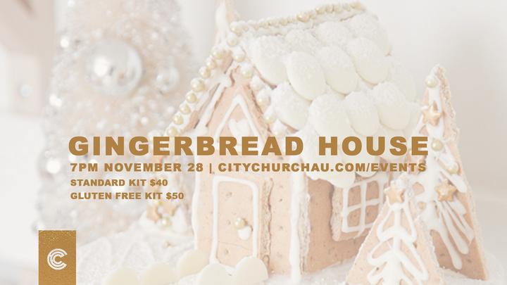 Gingerbread House logo image