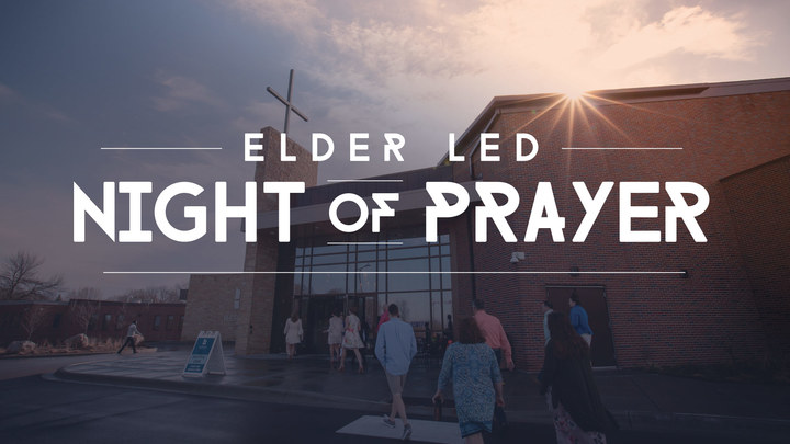 Monthly Night of Prayer | BURNSVILLE logo image