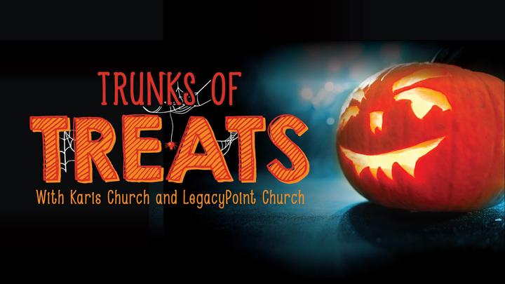 Trunks of Treats Volunteer Registration logo image