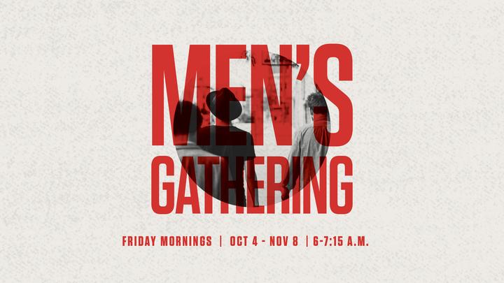 WC | Fall Men's Gathering logo image