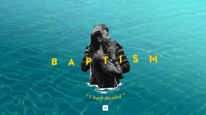 Water Baptism - Spartanburg logo image