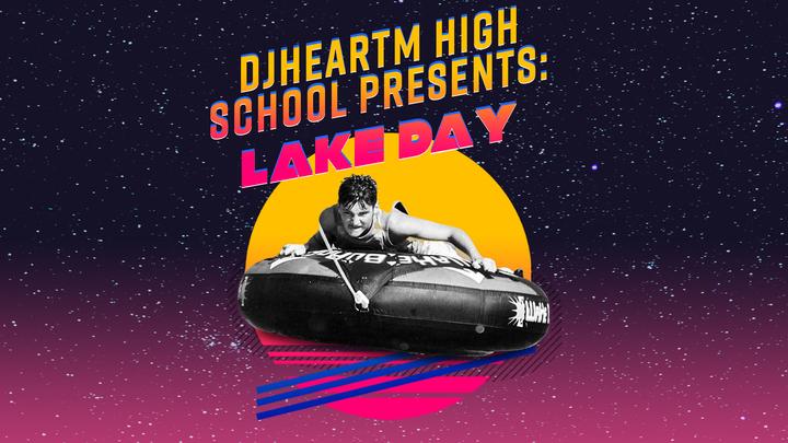 High School Lake Day  logo image