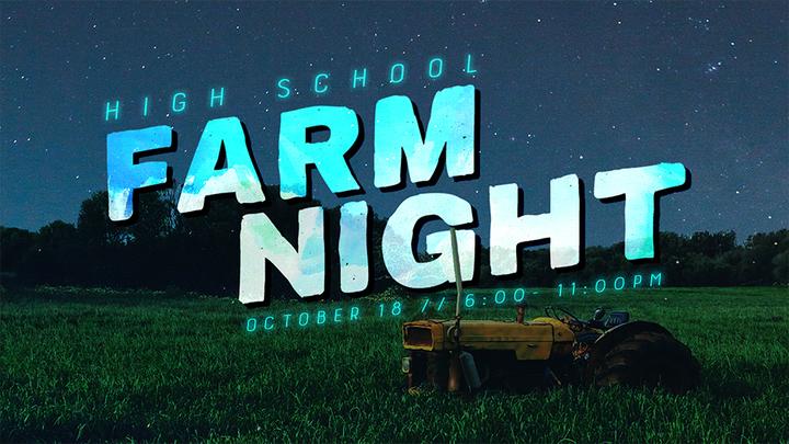 High School Farm Night logo image