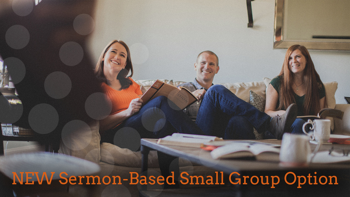 Sermon-Based Small Group logo image