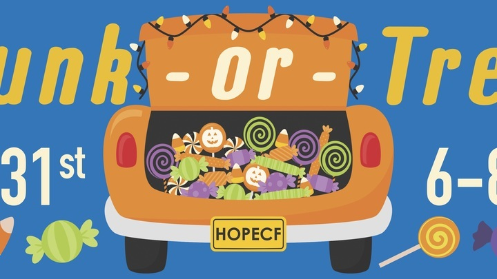 Trunk-or-Treat logo image