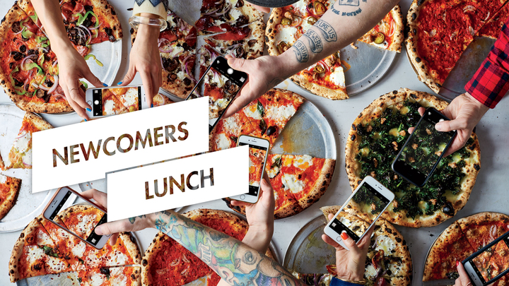 Newcomers Lunch | 10.27.19 logo image