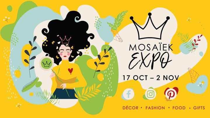 Mosaiek EXPO 2019     logo image