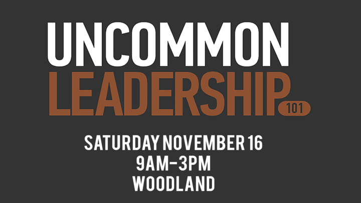 Uncommon Leadership 101 logo image