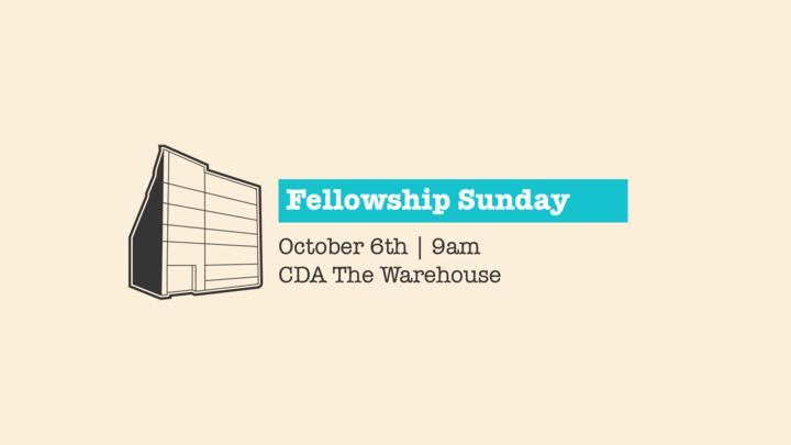 Sunday Service 10/6/19 logo image