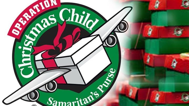 Operation Christmas Child Craft Day logo image