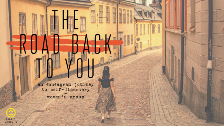 The Road Back to You - Women's Group logo image