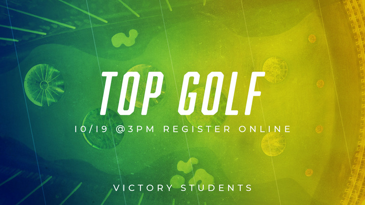 Victory Students Top Golf Outing  logo image
