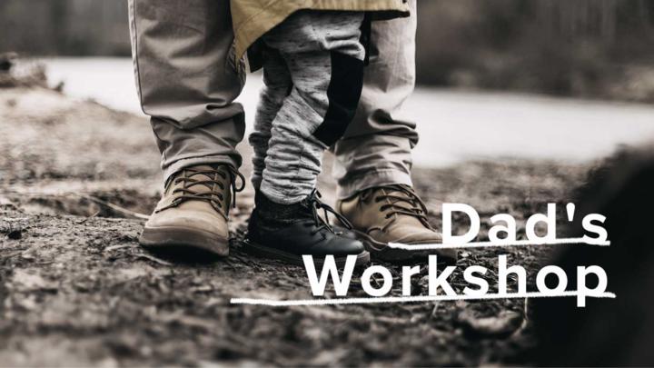 Dad's Workshop logo image