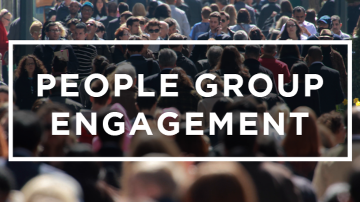 People Group Engagement - 9/20/19 logo image