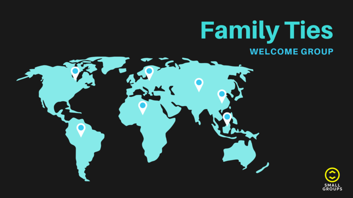 Family Ties Welcome Group logo image