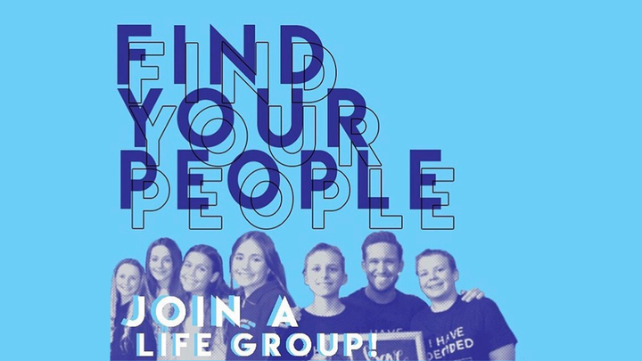 JHM Life Group Sign Ups logo image