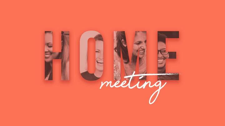 H.O.M.E. Meeting logo image