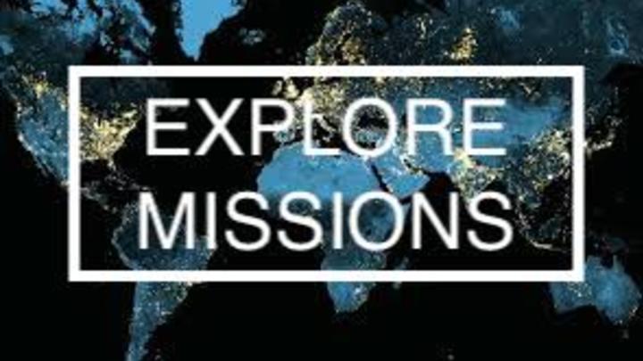 Explore Missions - 9/20/19 logo image