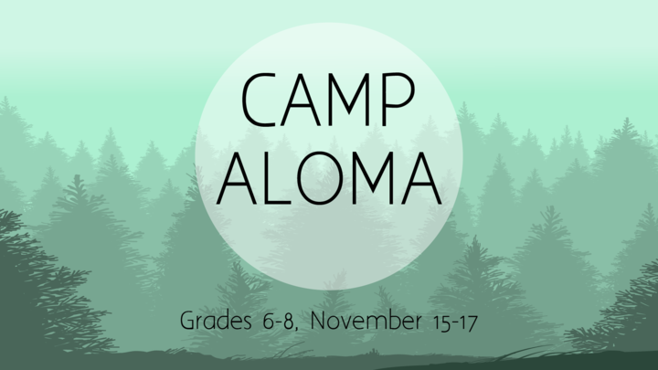 Camp ALOMA (Middle School) logo image