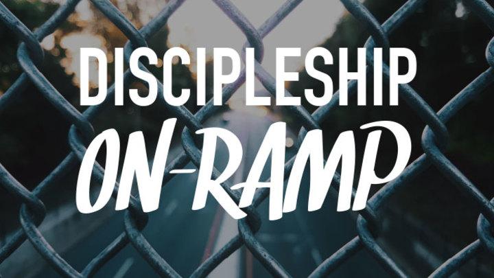 Fall 2019 Discipleship On-Ramp logo image