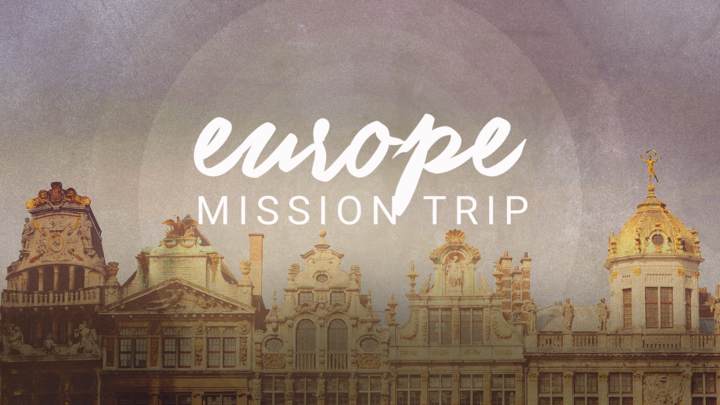 Europe Mission Trip logo image