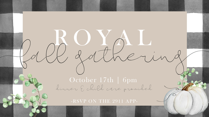 Royal Fall Gathering logo image