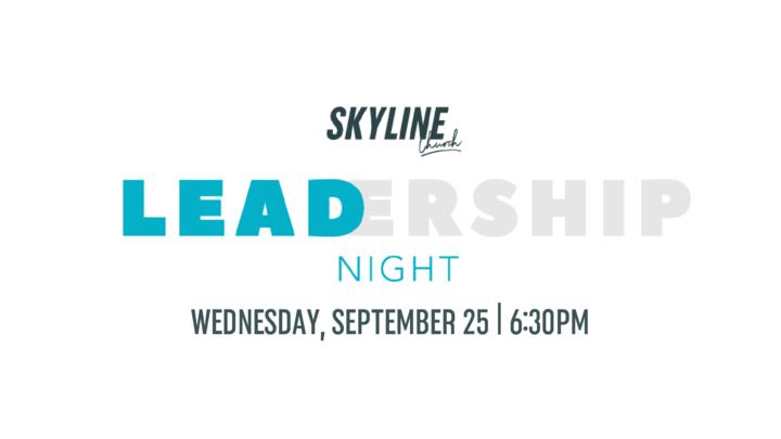Leadership Night logo image