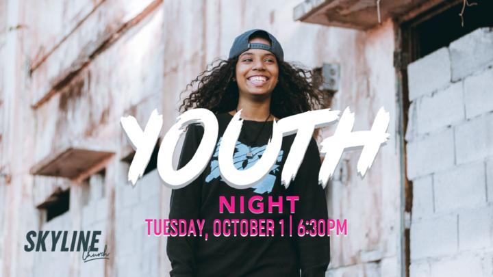Youth Night logo image