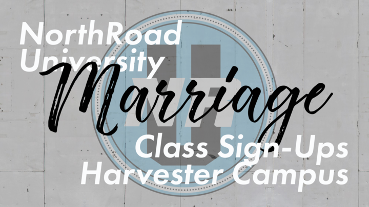 Northroad University - Love and Respect (Harvester) logo image