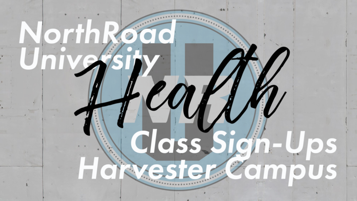 Northroad University - Vital Signs (Harvester) logo image