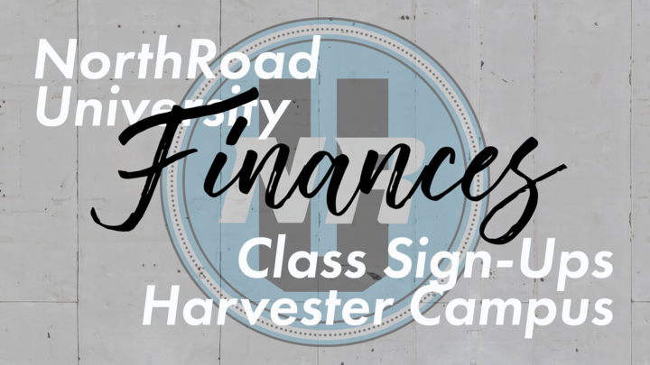 Northroad University - Financial Basics (Harvester) logo image