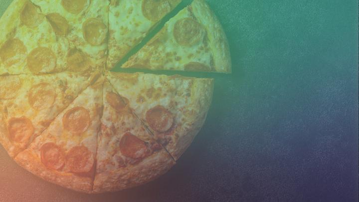 Little Saints Pizza Program logo image
