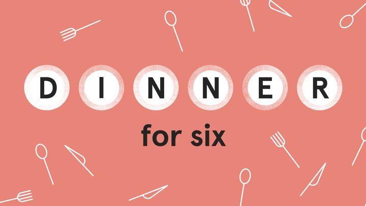 Dinner for Six logo image
