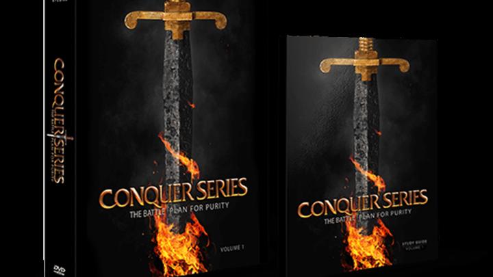 Men's Conquer Series logo image