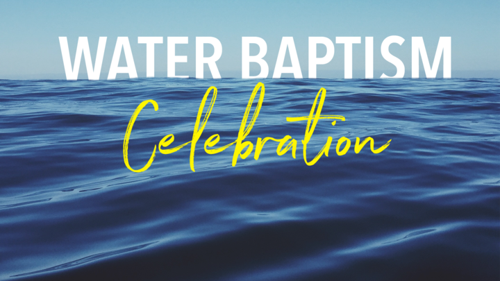 Water Baptism Celebration logo image