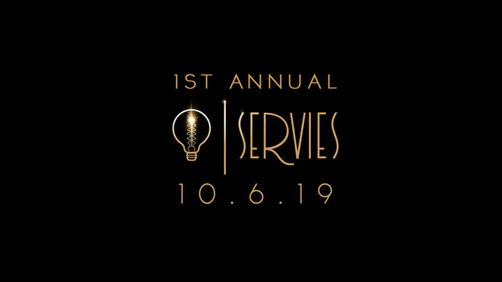 Servies logo image