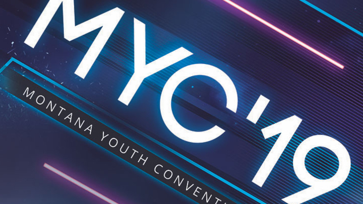 Montana Youth Convention logo image