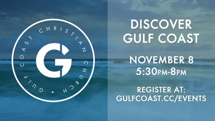 Discover Gulf Coast logo image